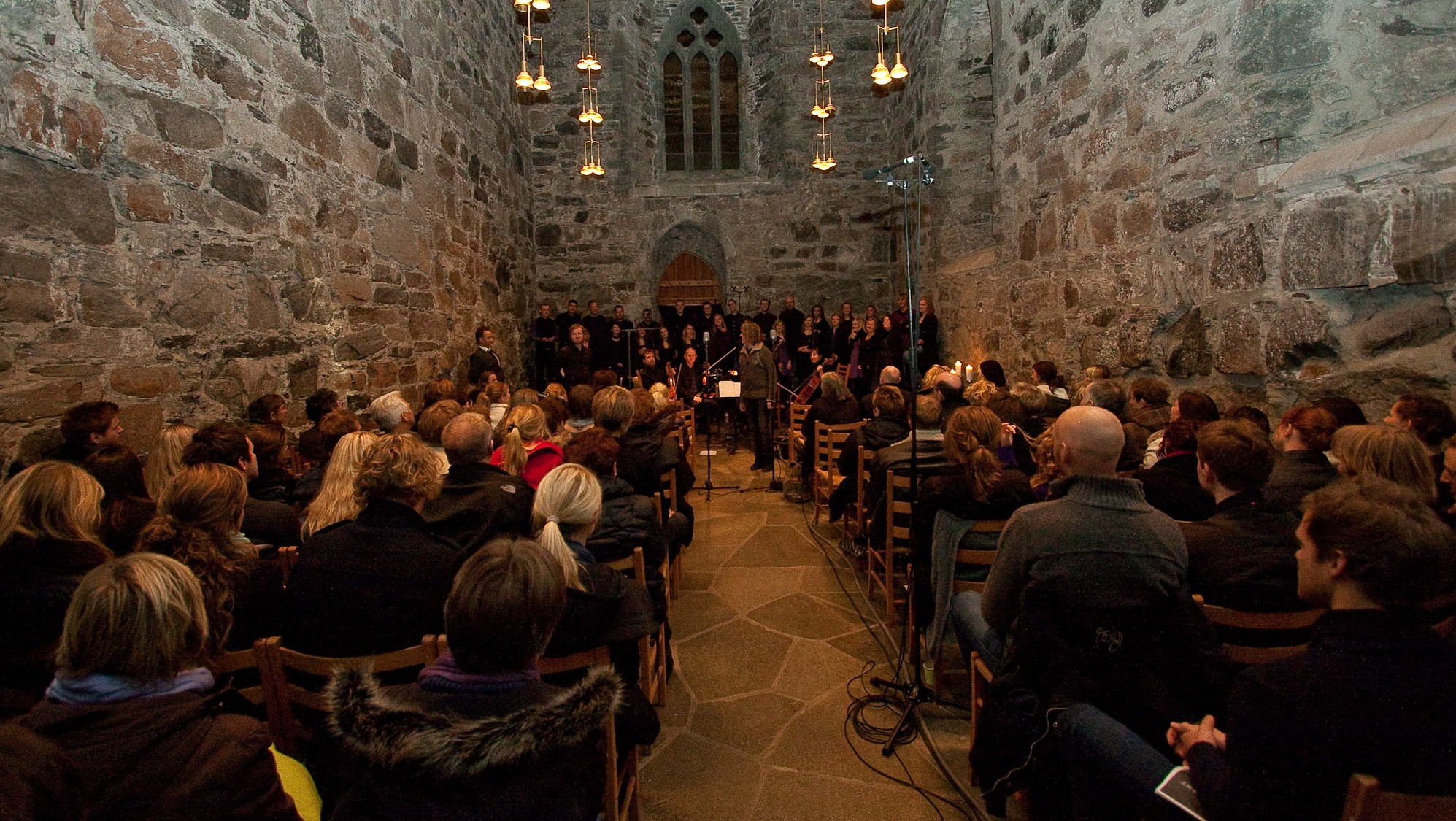 cd-innspilling divisi, Utstein Kloster