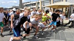 KVS-Lyngdal arrangerer misjonsløp