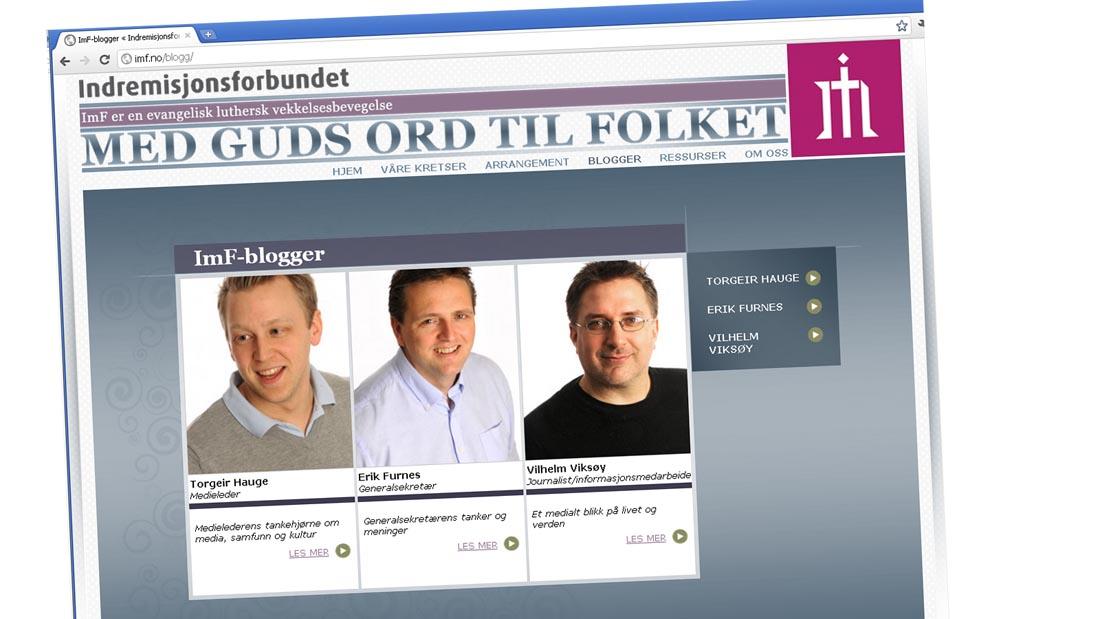 ImF-blogger