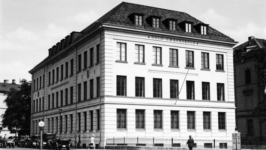 Oslo_lærerskole