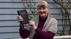 BOKAKTUELL: I boken kalt «Bibelen for hode og hjerte» fra Luther Forlag skriver Anne-Margrete Saugstad om Bibelen og arkeologi. FOTO: Kristin W. Malmin, Agenda 3:16