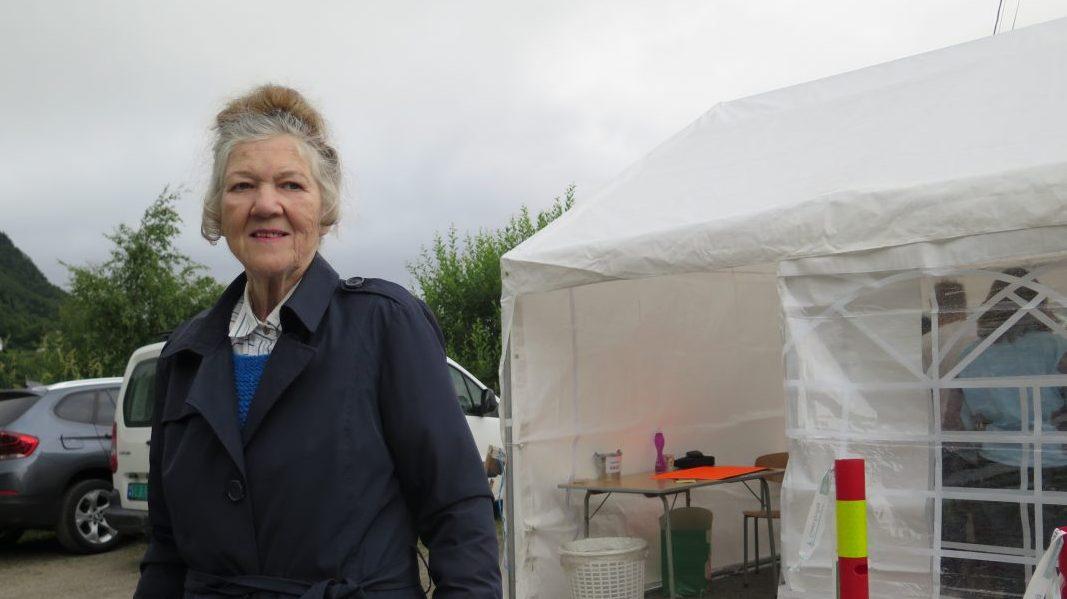 Sigrid Gjerstad synes det er for mye drikking på Tysnesfest.
