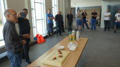 Kakefest Straume Forum 15.09.16. Atle Våge. Foto: Petter Olsen