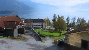 AVSLAG PÅ KLAGE: Kunnskapsdirektoratet opprettholder avslaget på Sygna vgs sin søknad om å få undervise flyktninger ved siden av vanlig skoledrift. FOTO: Sygna
