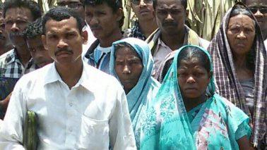 Pastor Yohan Marayya og hans kone.