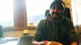 Daniel Lisigurski, lærer på Film & TV