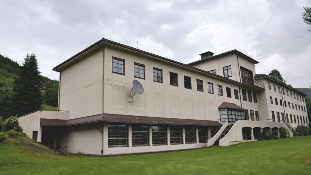 Ørskog videregående skule